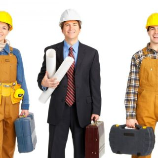 Выбор специалистов для отделки помещения