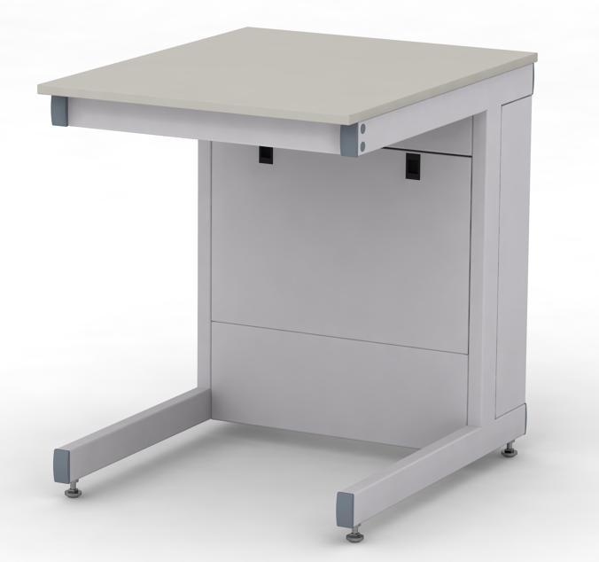 Использование весового стола в производственной лаборатории