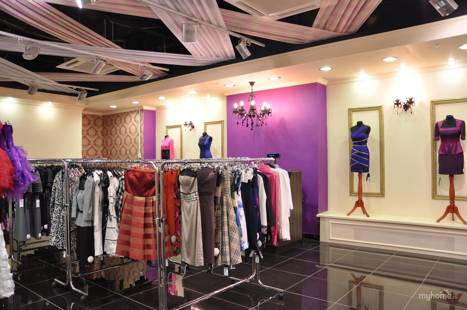 Магазин женской одежды. С чего начать?