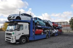 Способы транспортировки автомобилей
