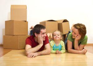 Как правильно организовать переезд.