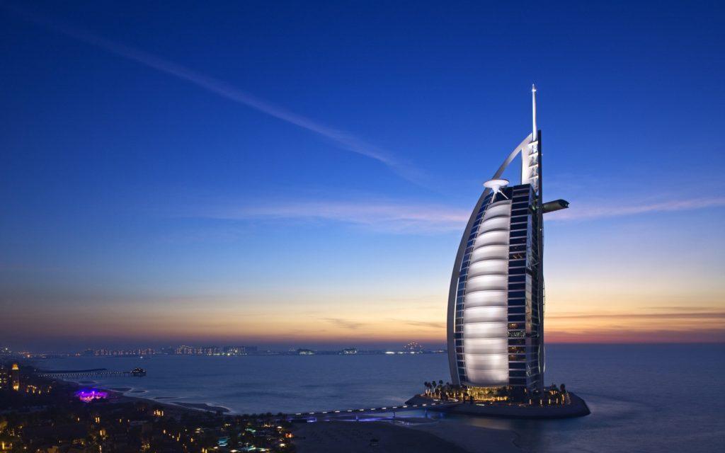 Бурдж аль-Араб самый дорогой отель мира