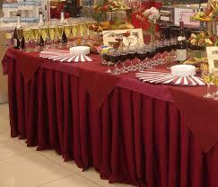 Выбор текстиля для ресторана или кафе