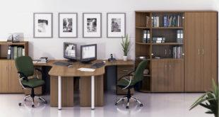 Офисная мебель для персонала.