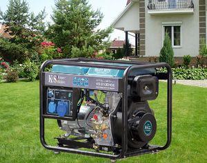 дизельный генератор Konner&Sohnen KS 6100 HDE