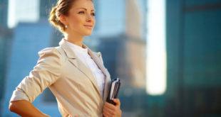 как одеваться бизнес - леди летом
