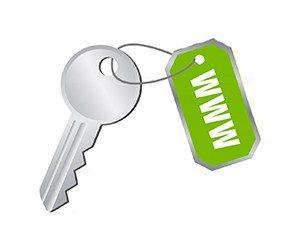 Получить ключ от сайта