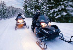 Прокат снегоходов отличная идея для бизнеса