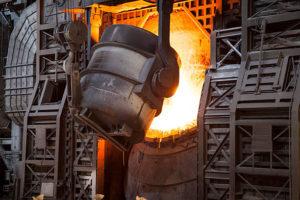 Развитие сталелитейного бизнеса продолжение