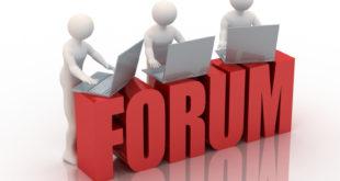 Роль форумов в интернет бизнесе