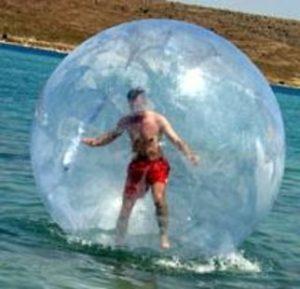 Увлекательный аттракцион Водный шар