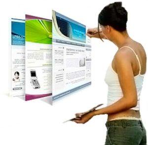 Заработок в интернете: создание сайта верстка