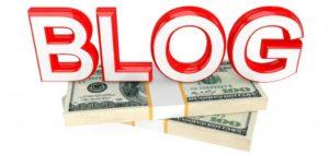 Заработок на своем блоге