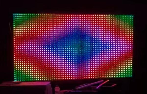 Arduino светодиодный экран своими руками. Особенности и нюансы сборки