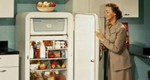 «Кто» раньше холодильником был ч.1.