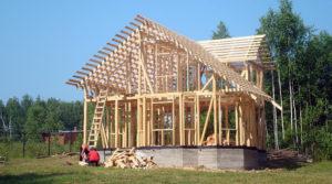 Преимущества дома, построенного по каркасной технологии