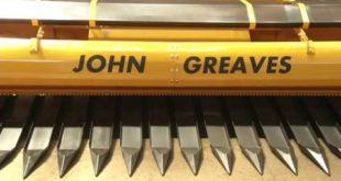 Жатка для уборки подсолнечника 6 7 74 9 91 от John Greaves