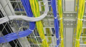 О монтаже структурированных кабельных систем СКС