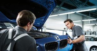 Автомобиль BMW: особенности диагностики и ремонта