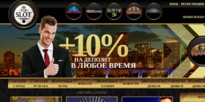 Обзор Top SLOT kazino