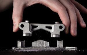 Инновационная 3D печать металлом