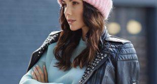 Как вяжутся теплые женские шапки?