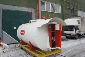Как сэкономить на бензине: контейнерные АЗС мобильного типа