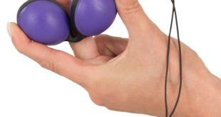 Вагинальные шарики Кегеля или Gballs 2: основные упражнения